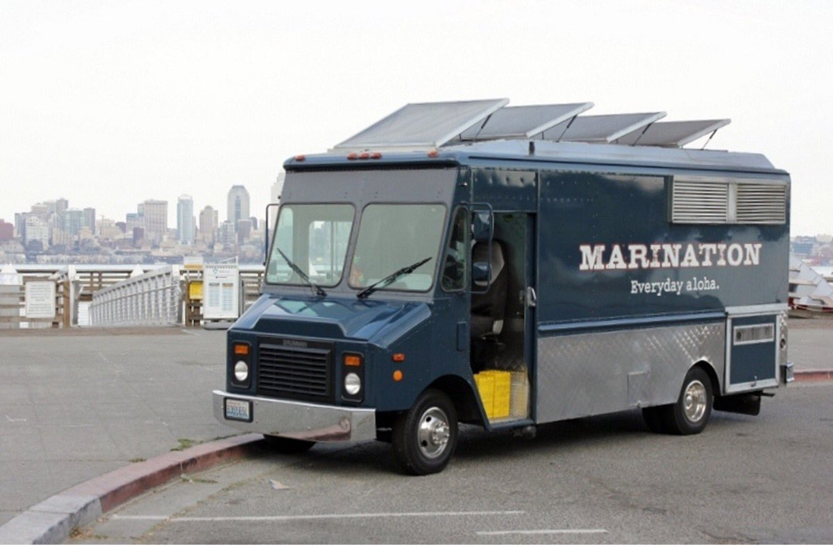 Marination LLC - Asian HawaiianFacebookTwitter: @curb_cuisineWebsite: marinationmobile.comEmail: eat@marinationmobile.comAvailable for cateringAlso serves in Bellevue and Seattle