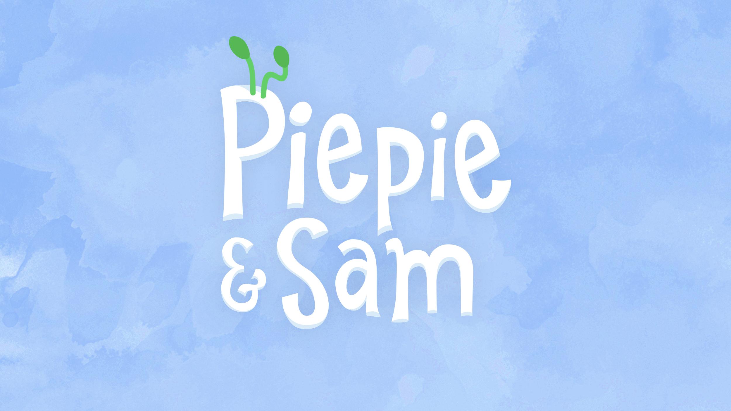 Logo Piepie & Sam