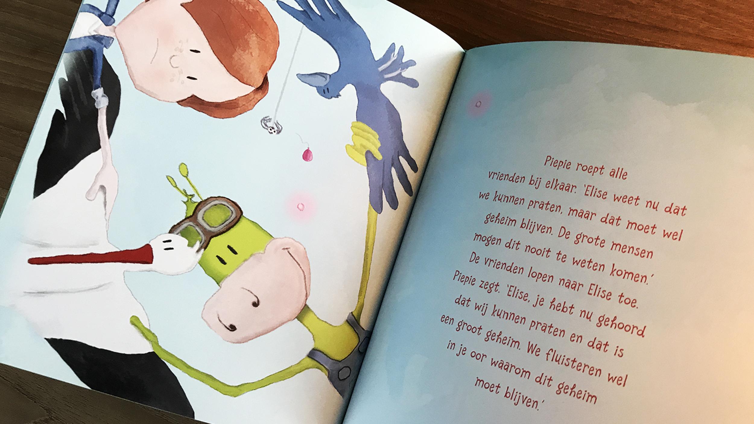 #2 Piepie & Sam 'En het grote geheim' – verhaal