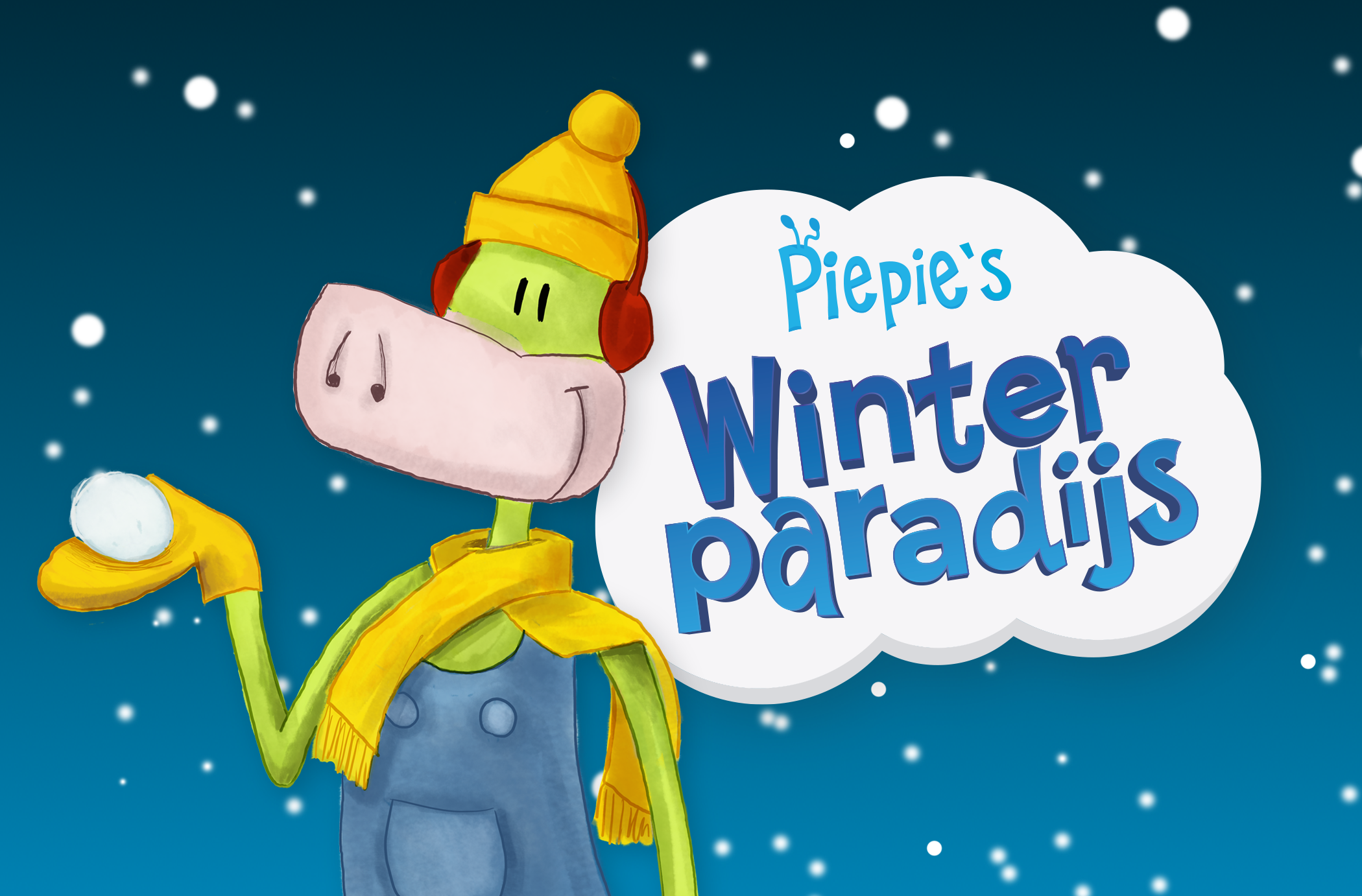Logo Piepie's Winterparadijs