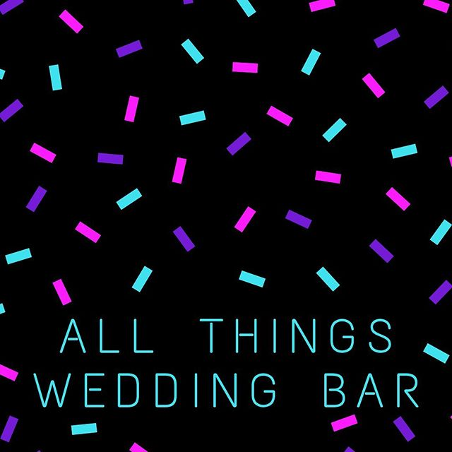 We're back people! So excited to be launching Season 2, chock full of more wedding planning advice, and even sassier opinions. This season, we're putting out one episode every other Tuesday, so stay tuned for some good stuff!  Season 2, Episode 1- Your Wedding Bar. Brit and Allie get day drunk and talk about the almighty wedding bar! How to choose the right package, hire the right service, how long you need it and what to serve. Special guest, the insanely knowledgeable Iveth of @la.speakeasy! Link in bio to listen now! 🖕💍