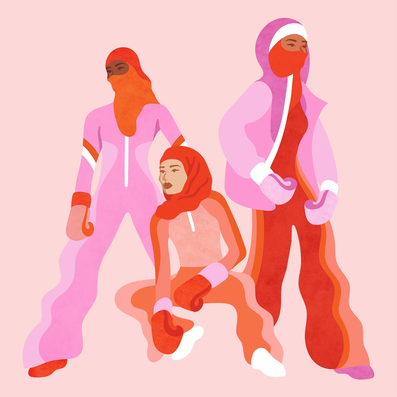 Illustration by  Jade Purple Brown