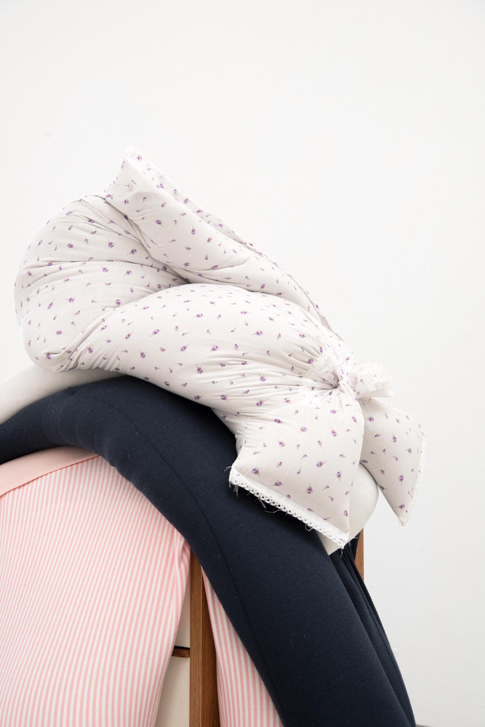 Fall, slump, drop on a bedside cabinet in water, Detail View, Alex Farrar, Bloc Projects, 2019, 1.jpg