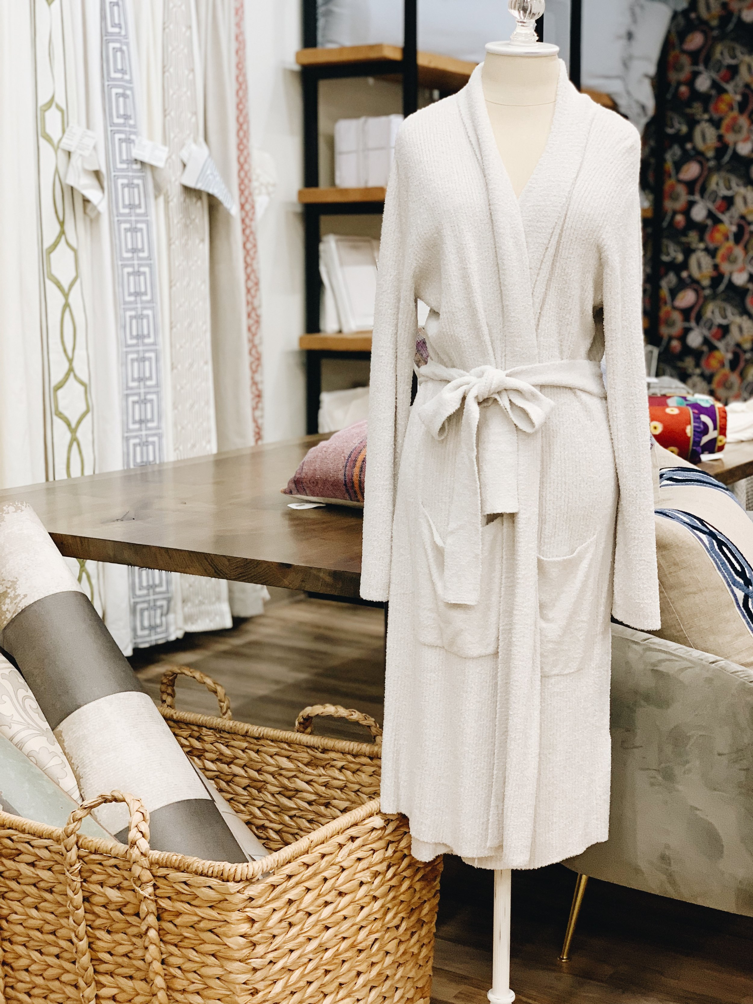 barefoot dreams robe