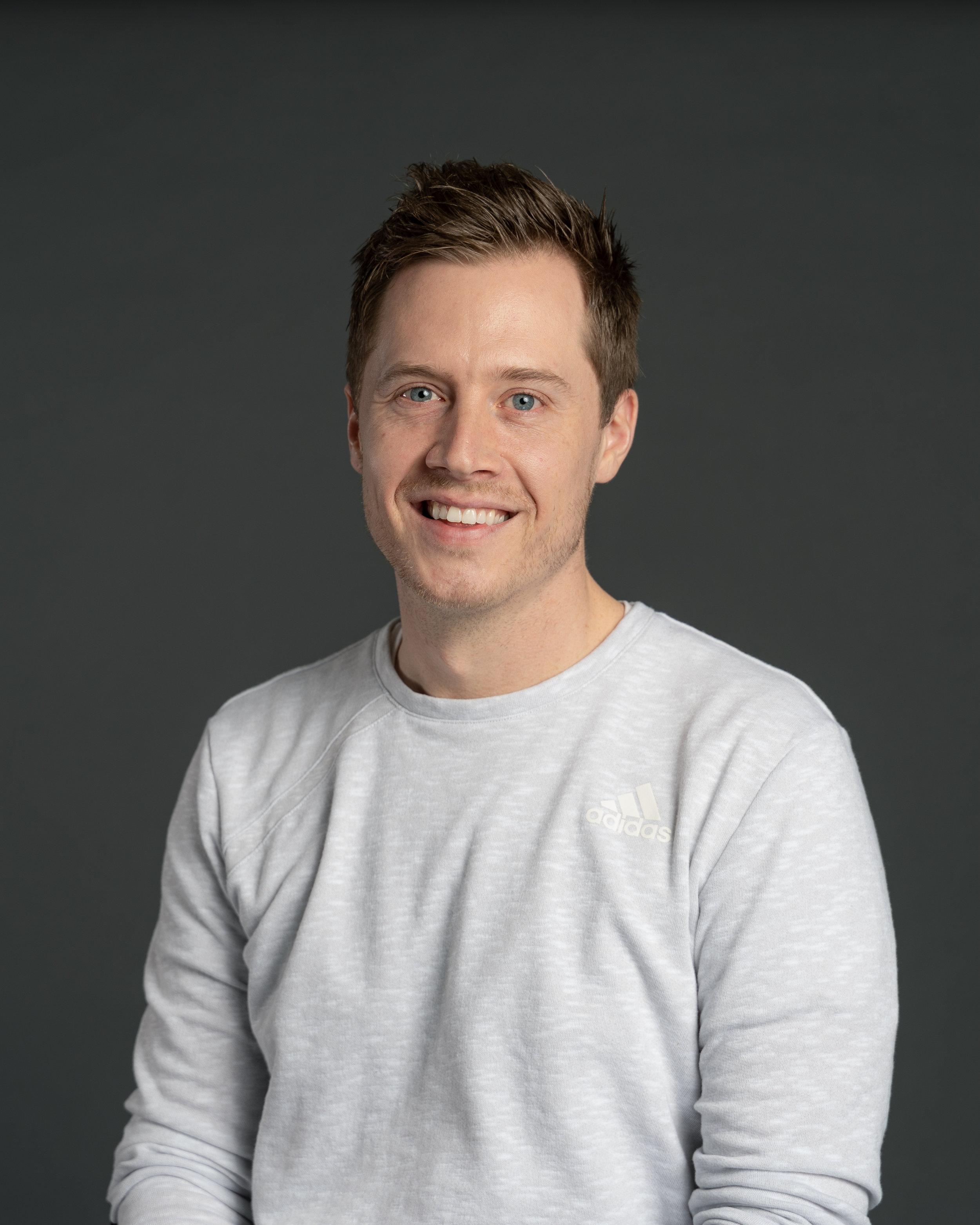Ian Jones - Photographer/Social Media Specialist