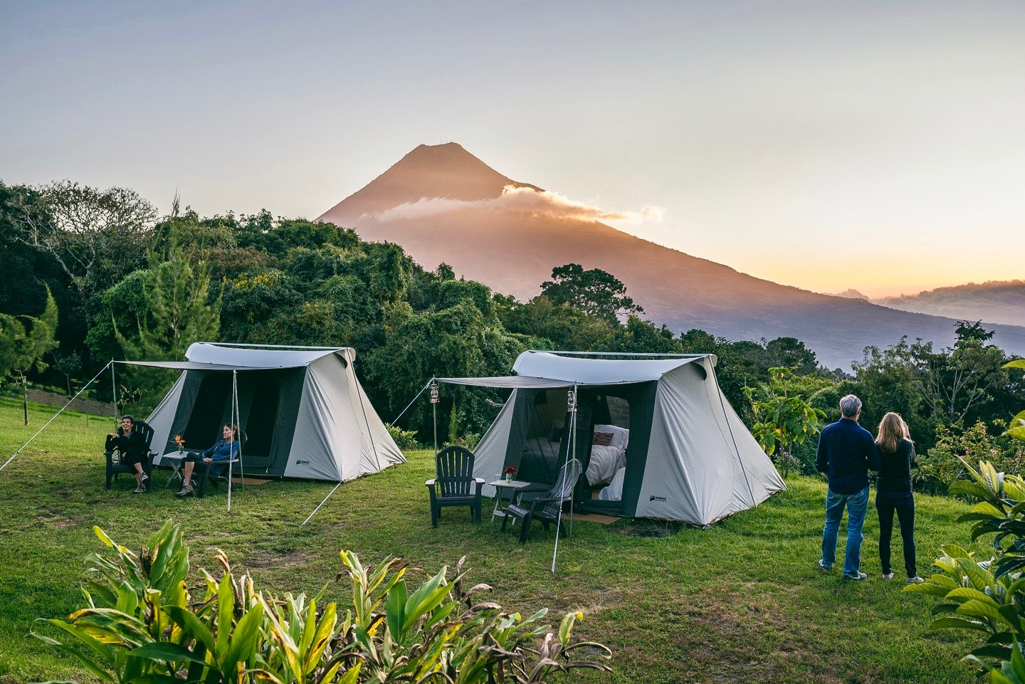 Guatemala - 4 day + 9 day trips Feb - June + Oct - DecIncludes all in-country transportation, lodging, trekking, tours and most meals .