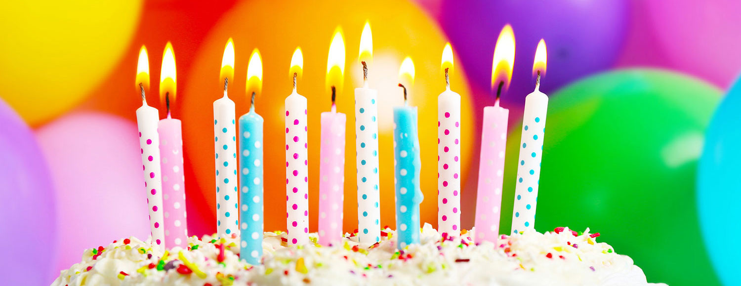 Birthday Parties - Whether you are marking a significant milestone or celebrating your special day, JHamilton is the place!
