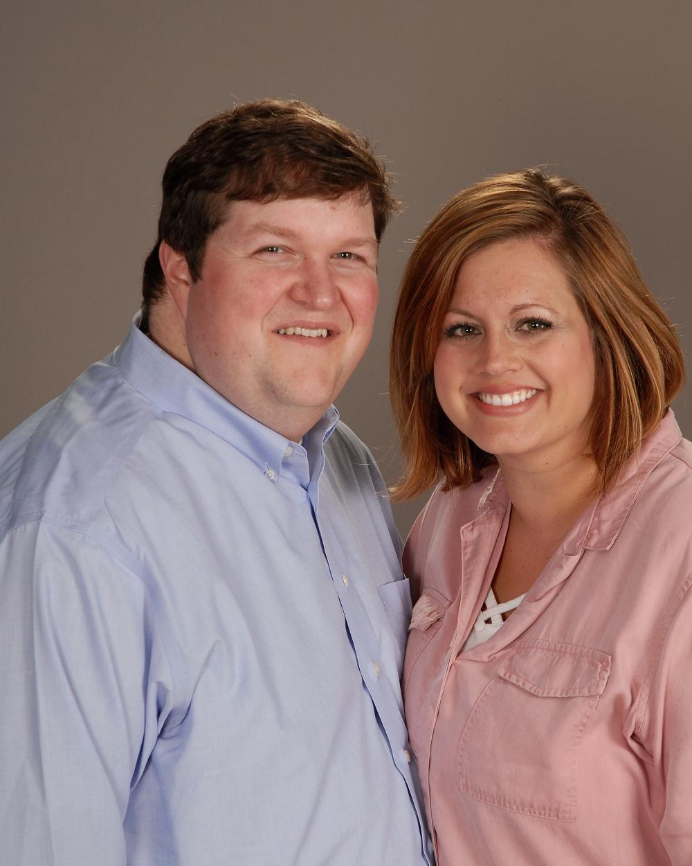 Jeff and Megan Cox - Music Directors
