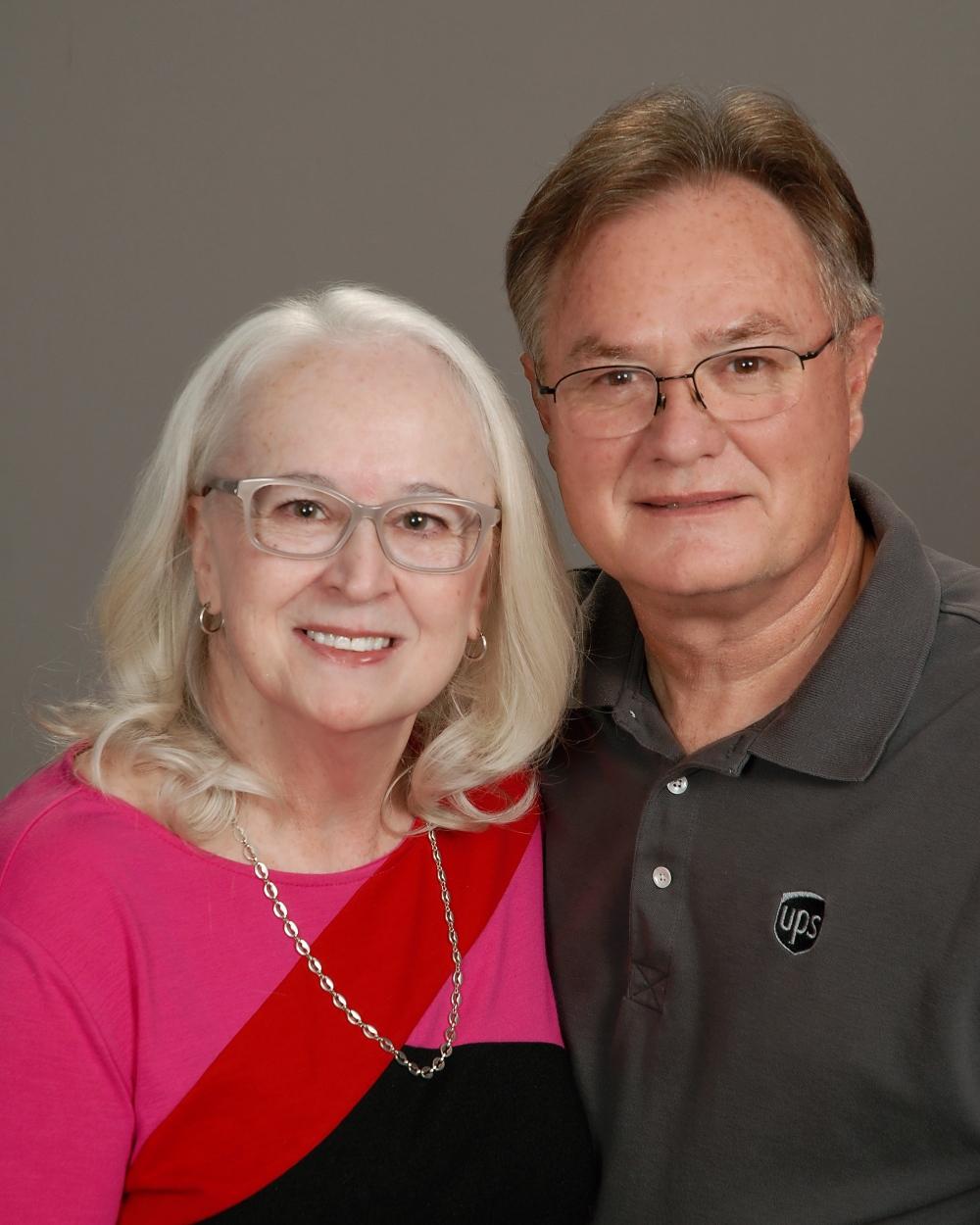 David Rucker - Senior Adult Director