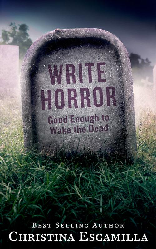 Write Horror Cover
