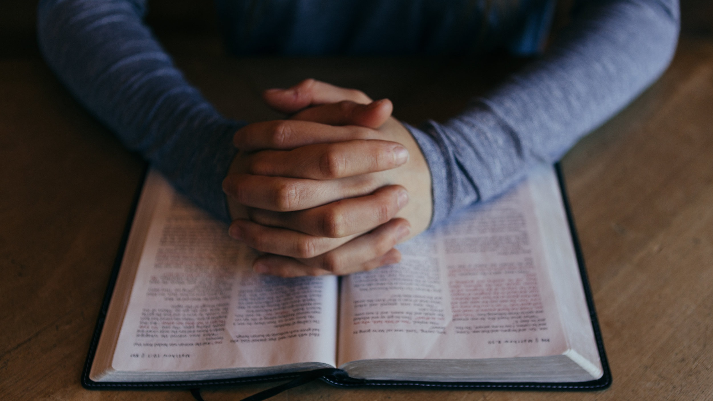 Bible Reading Plan - There comes a point in all of our walks with Jesus where we want to read and know more of his Word. Below is a great Bible reading plan to get you started.