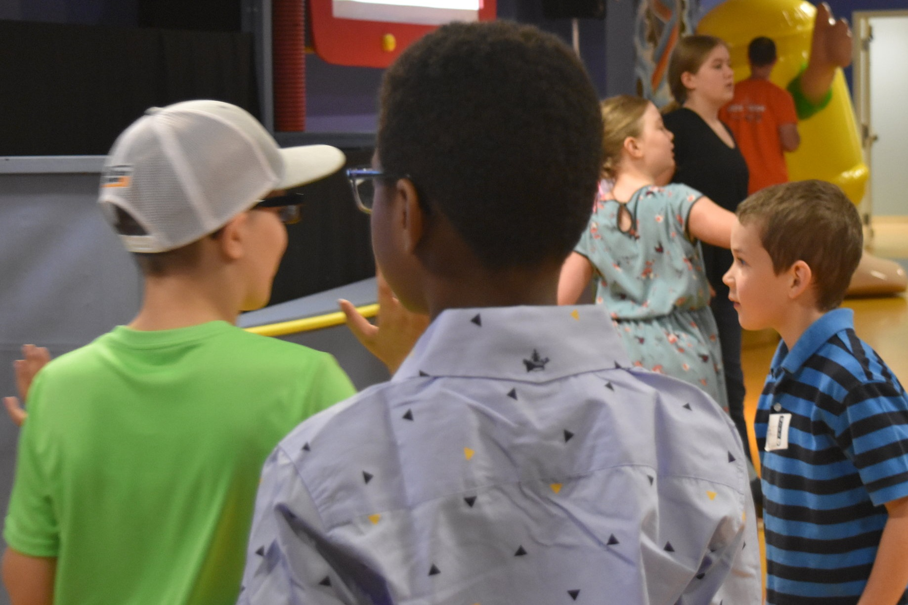 SERVICES - From special kids services on Sundays to Special Kids programming on Wednesday nights, Tower Hill Kids offers programs for kids who are 6 weeks old through 5th grade. We create a safe environment for children to learn about Jesus and have a fun time doing it. Kids Check-In begins 30 minutes before each service. You can save some time by pre-registering your child below.