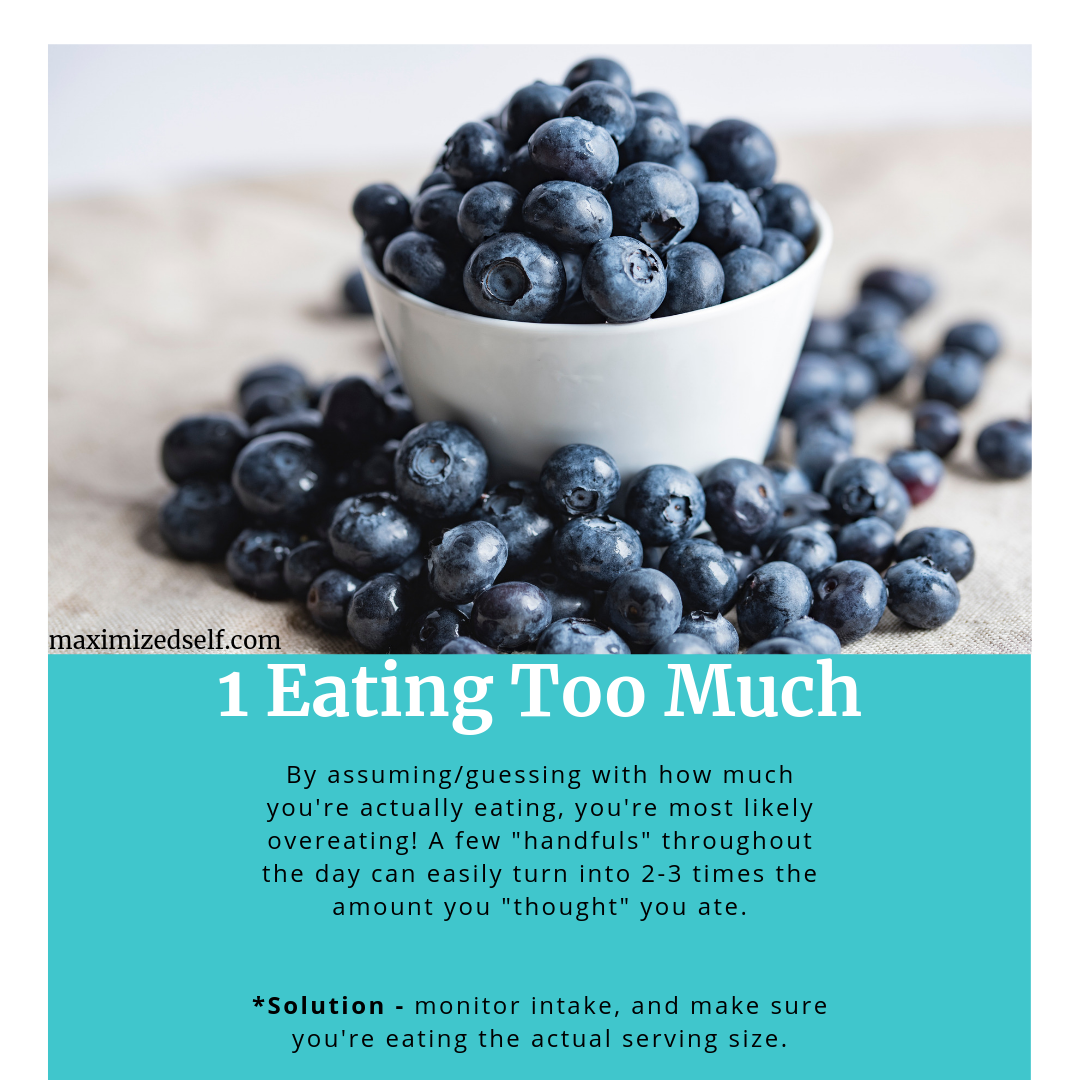 10 Reasons You're not losing weight! (2).png