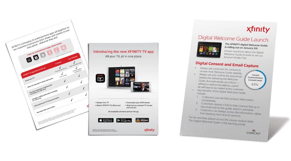 Comcast — S&D Marketing | Advertising