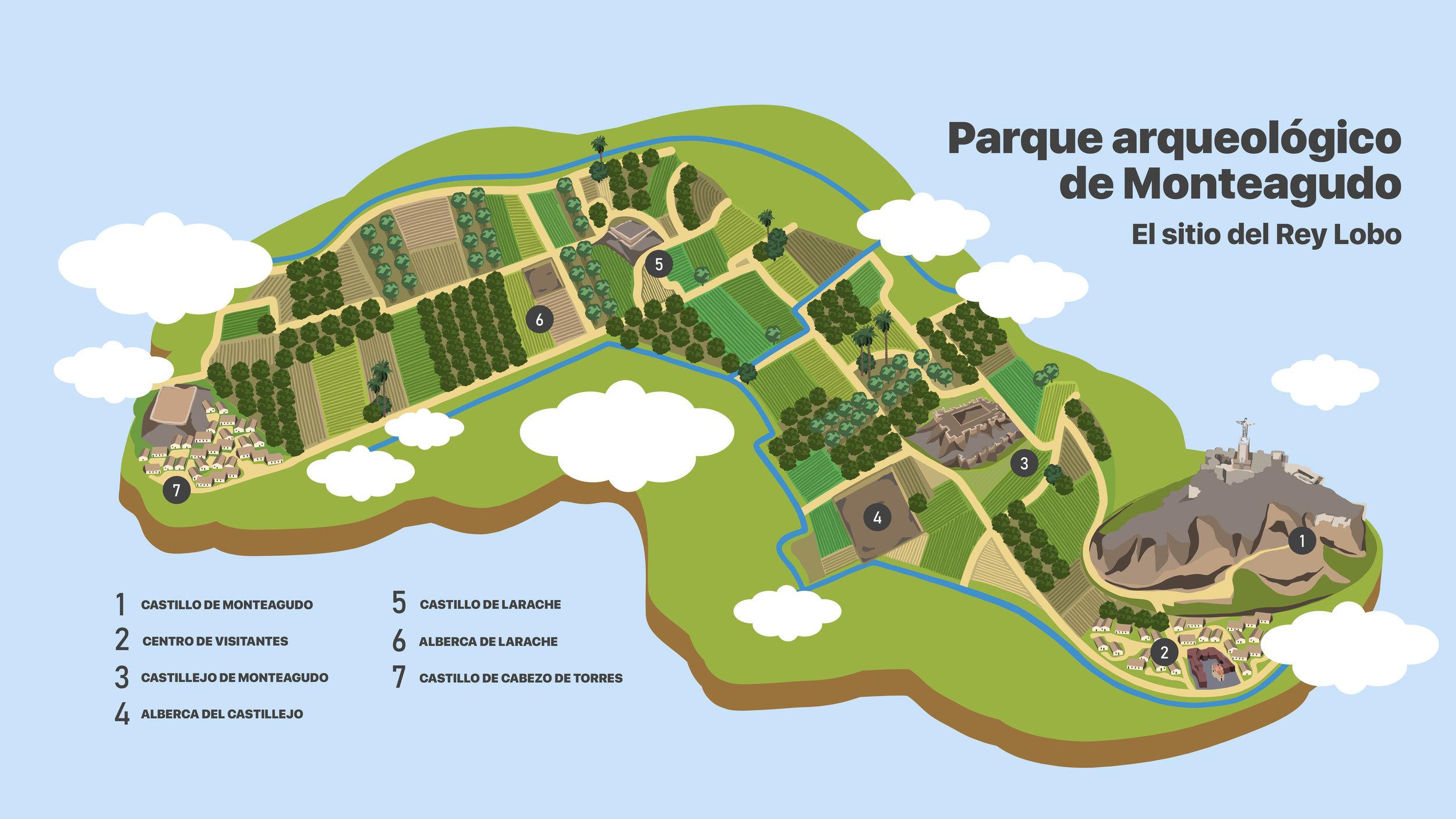 mapa Parque arqueologico de Monteagudo Murcia.jpg