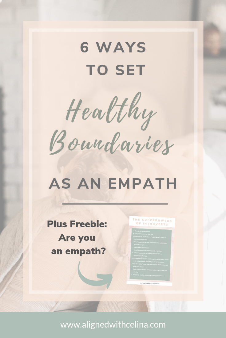 empath boundaries