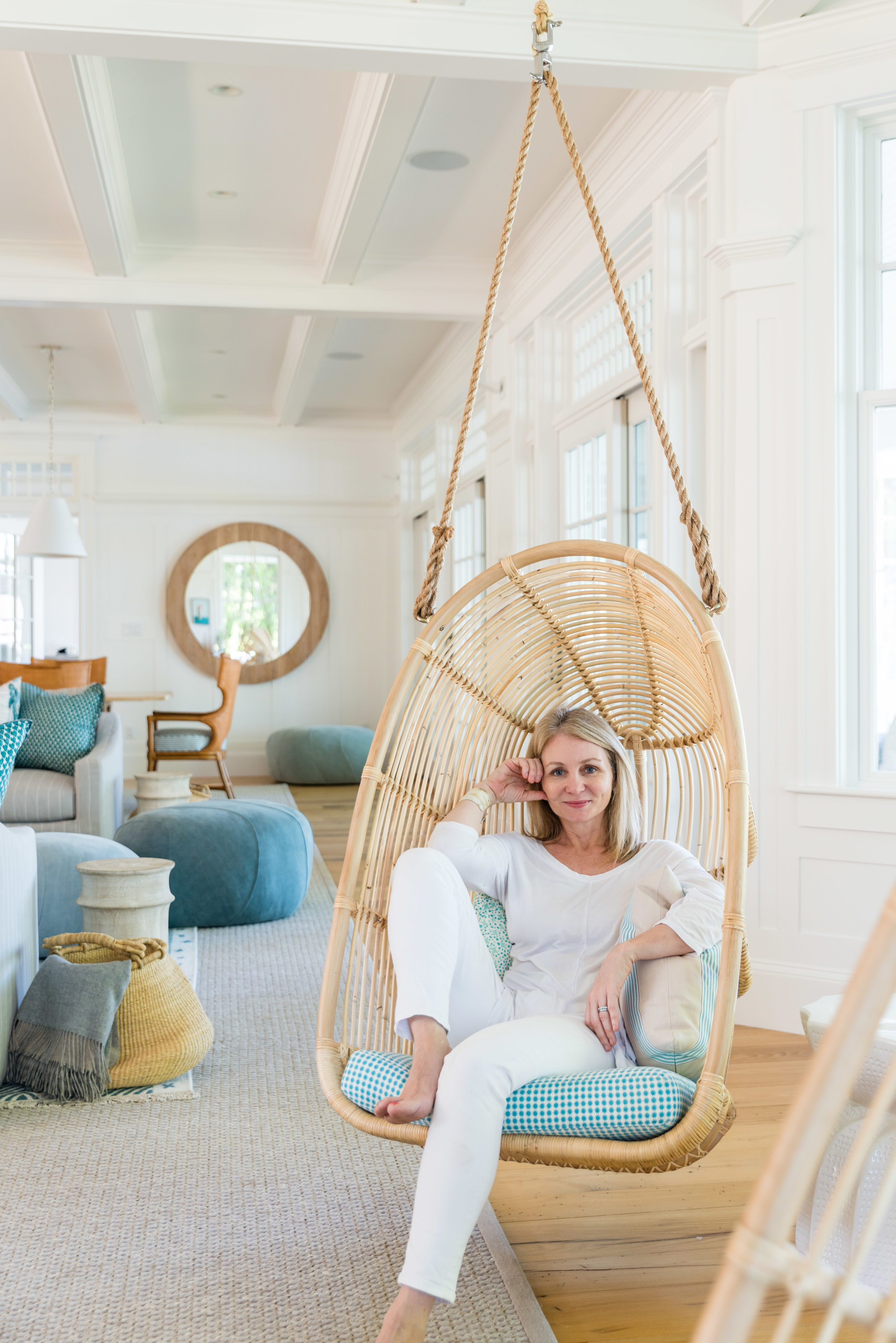 Justine Sterling Featured in Boston Home Magazine -