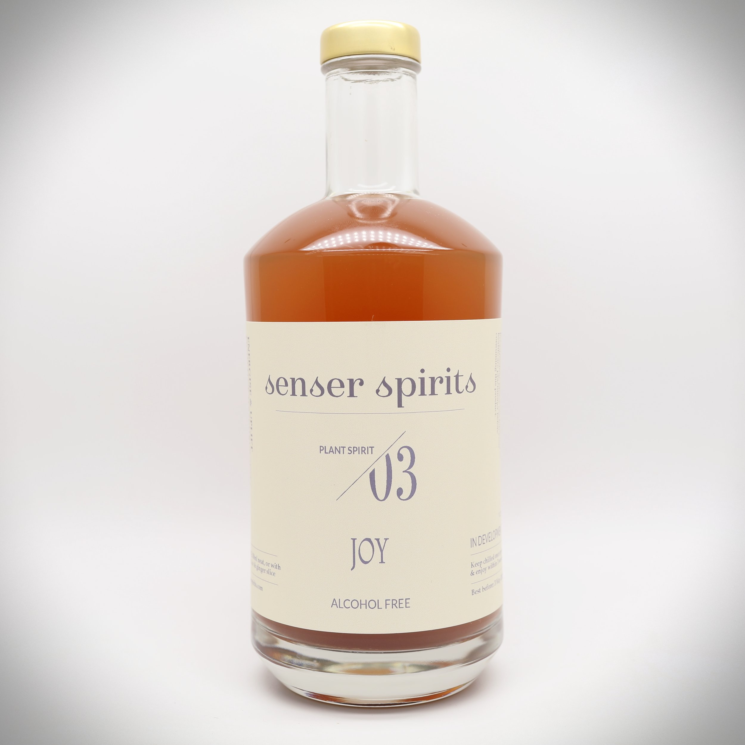 uplifting and enlivening - This joy bringer blend has delicate florals and juniper nose, followed by a light bodied citrus burst and an exuberant berry finish. A perfect party starter and spirit raiser.