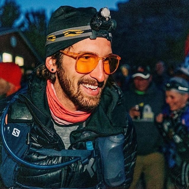 Classic Cam 🔝  2,000+ miles run in a year wasn't enough for this one. @peopleobjective founder, Cam Williams, is taking on the @destinationtrailraces #Moab240 this weekend. 💯‼️ Follow along here as we share Cam's #ultrarun through @archesnps & @canyonlandsnps or ➡️ hop to Cam's personal page @of.cam for dispatches from his road crew! (Cheers for @markpasternack & @we_humananimals ❤️)