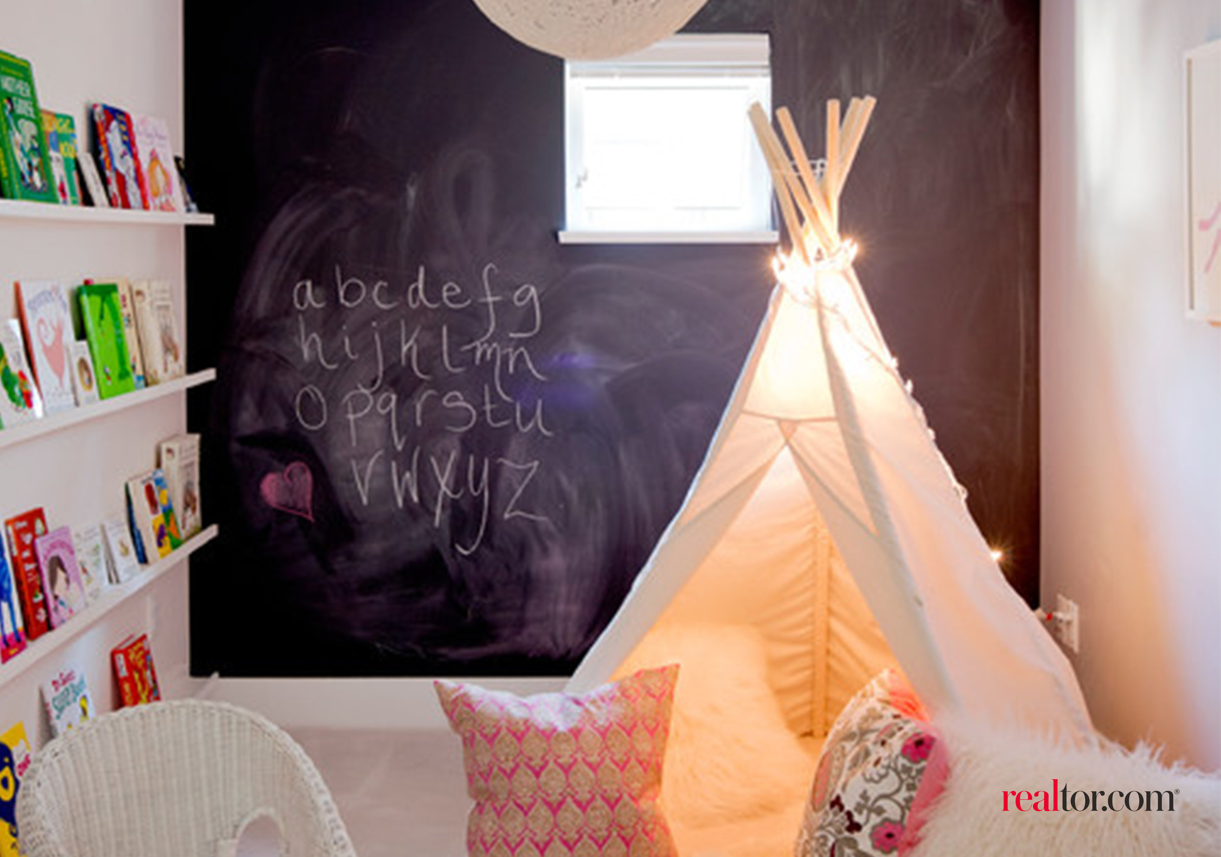 Take Your Kids Anywhere in the World With These 5 Whimsical Playroom Ideas -