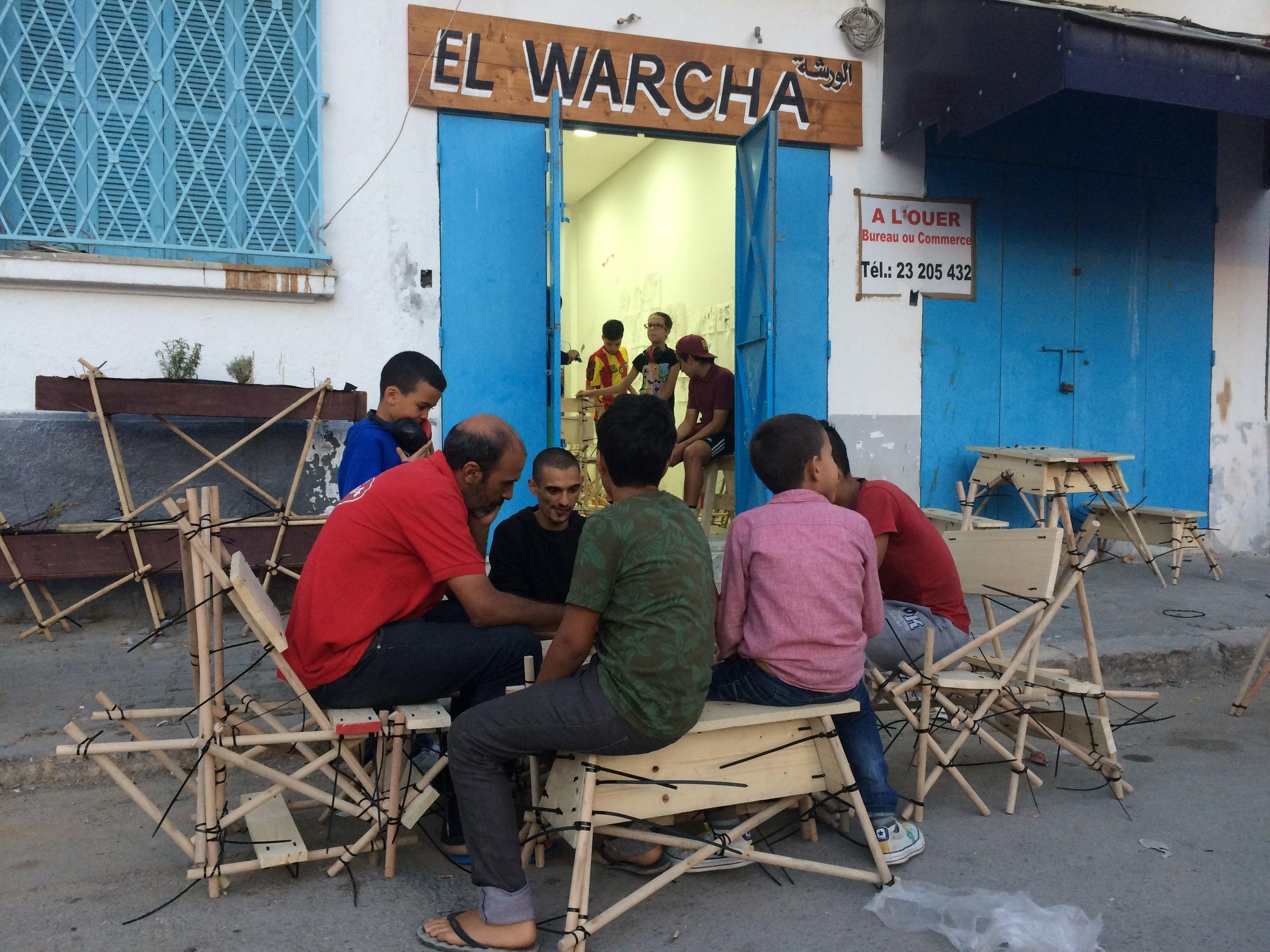 El Warcha 2016