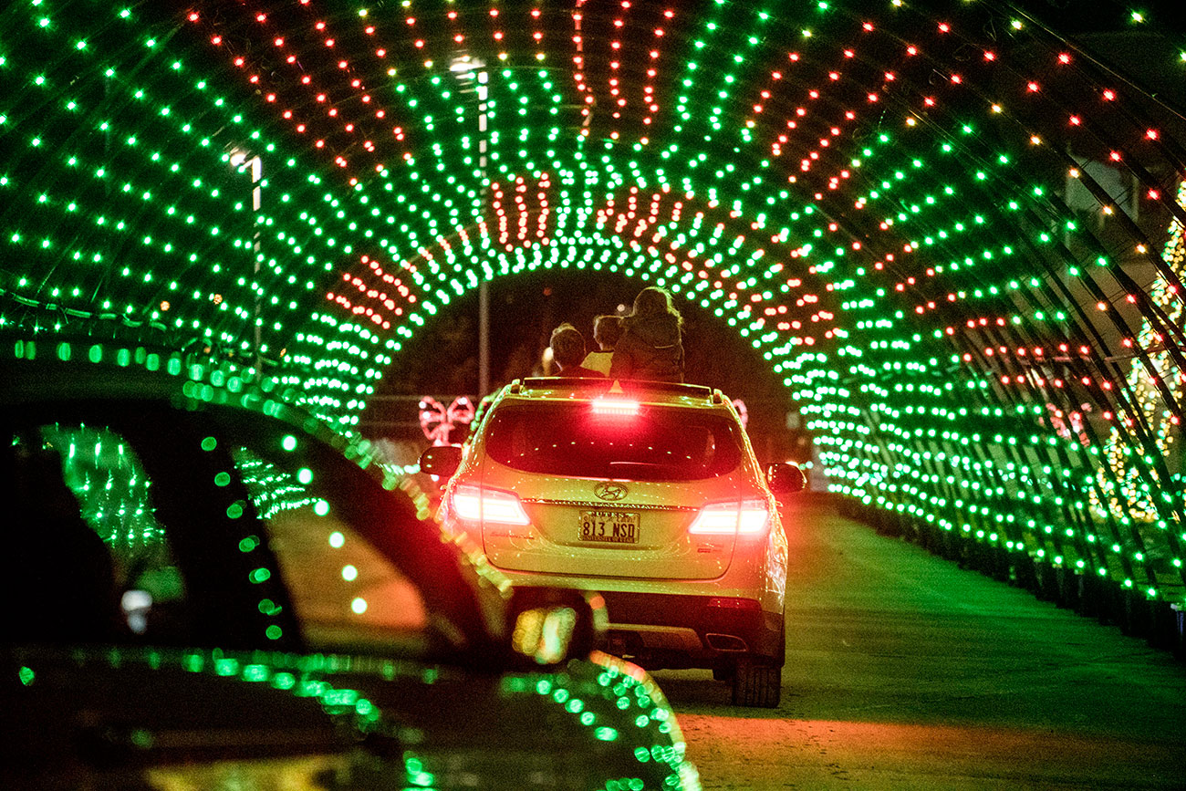 Light Show Near Me 2020.Christmas In Color