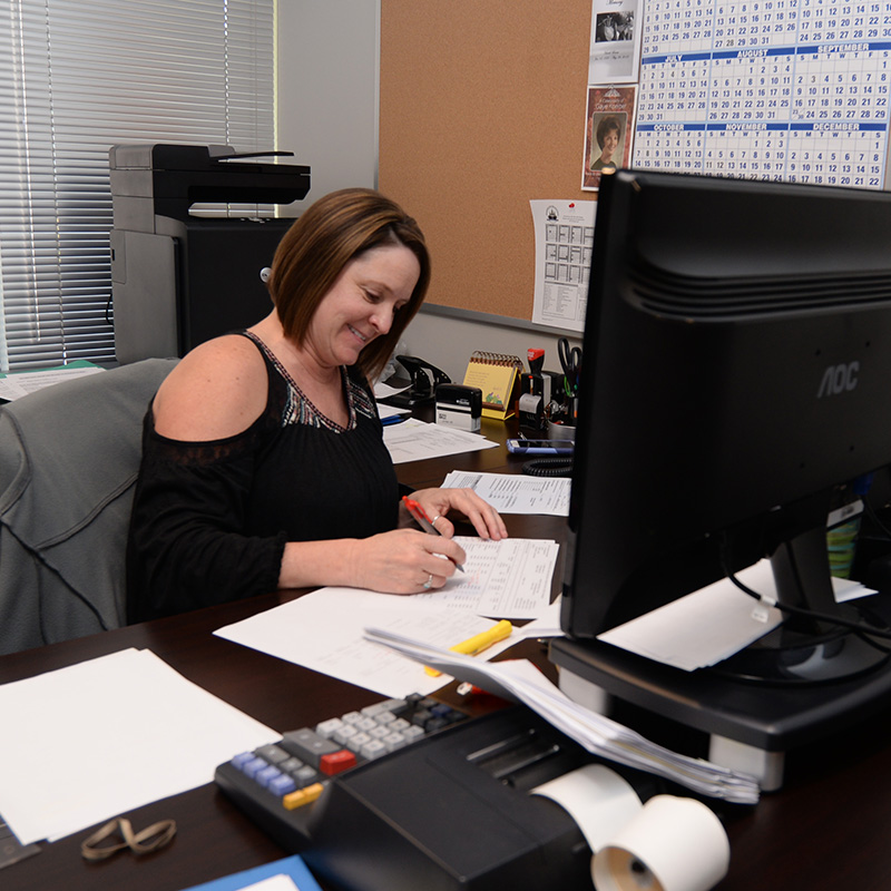 CindY Barter   ACCOUNTS ADMINISTRATOR