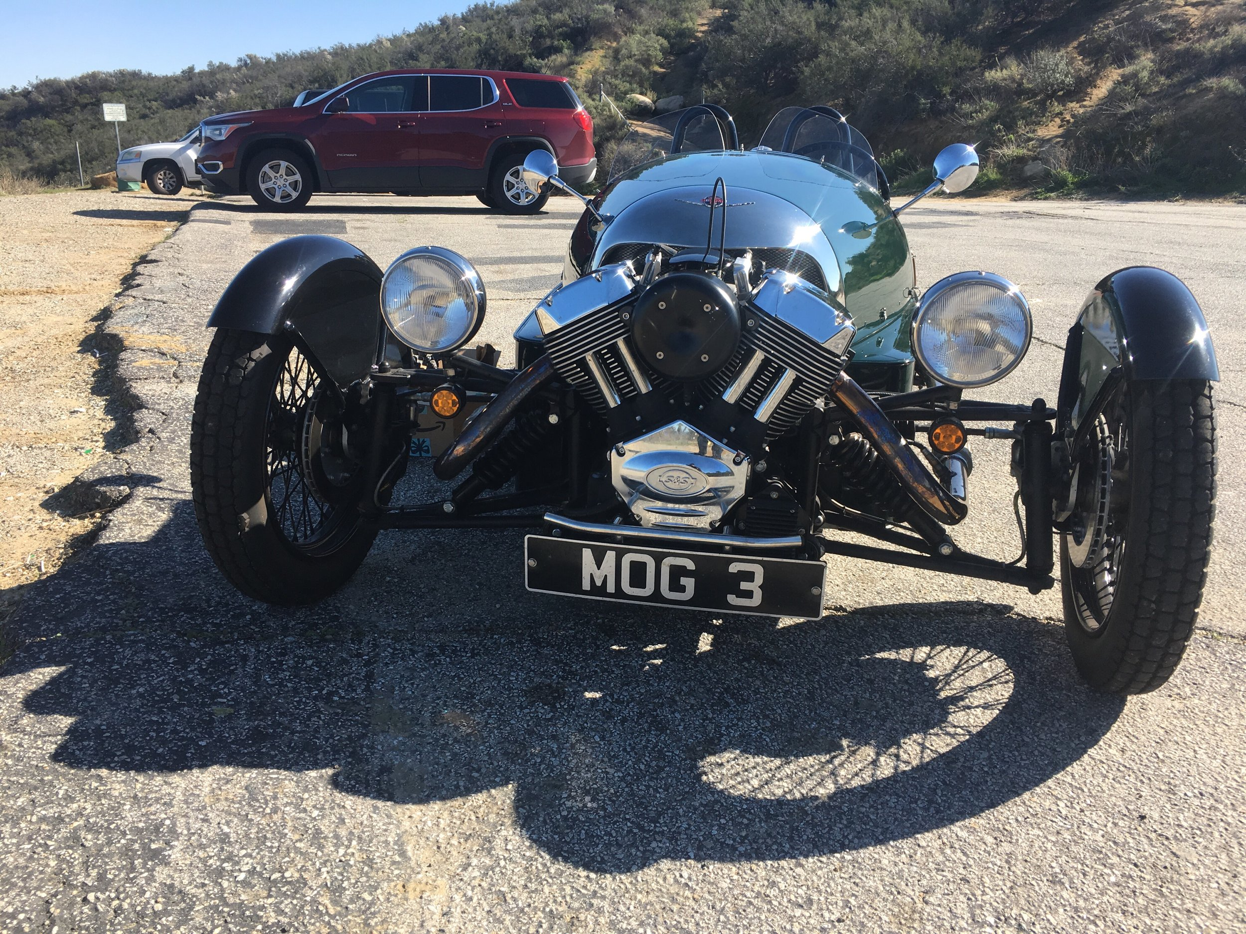 Morgan S&S Engine