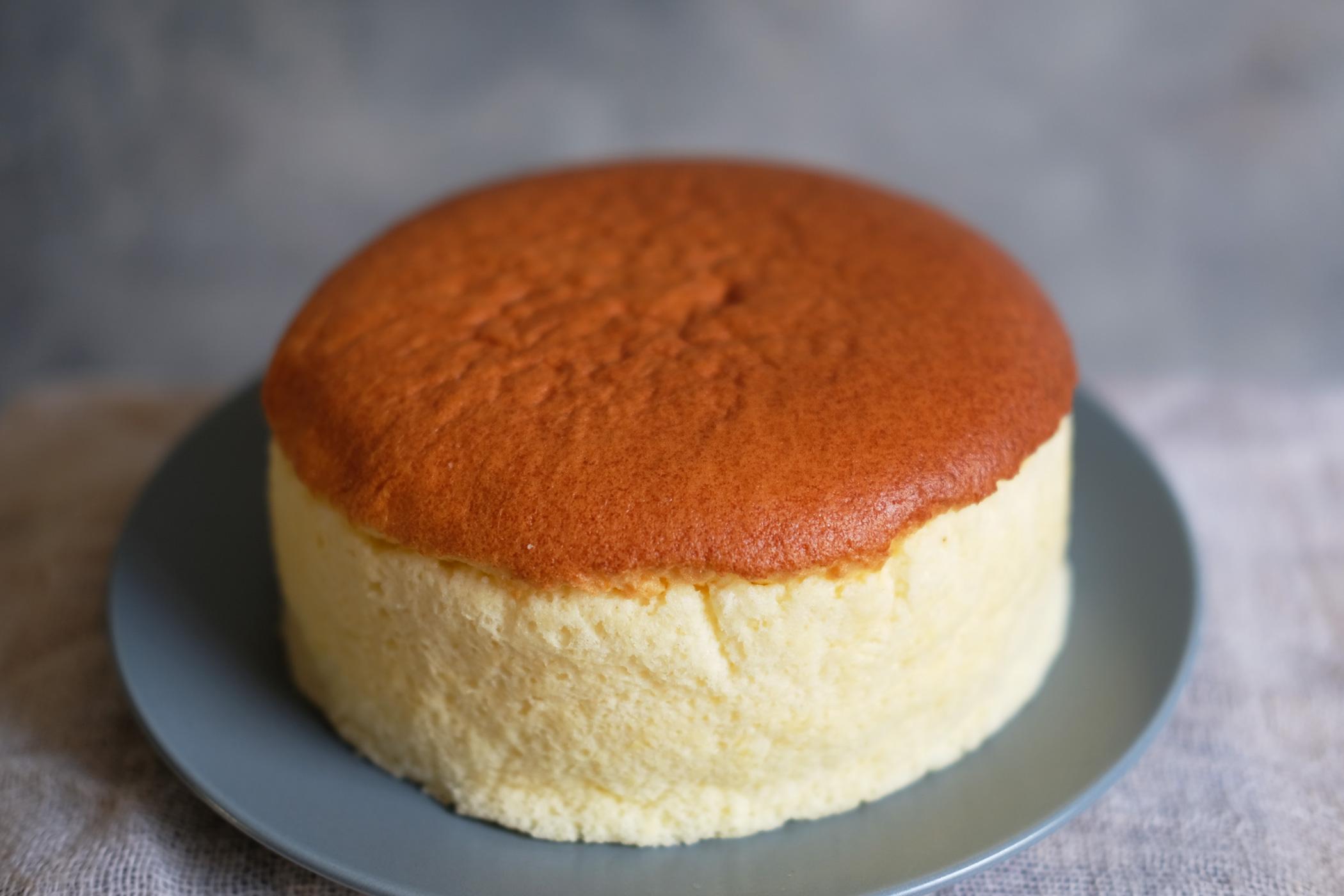 Using traditional Japanese Cheesecake recipe