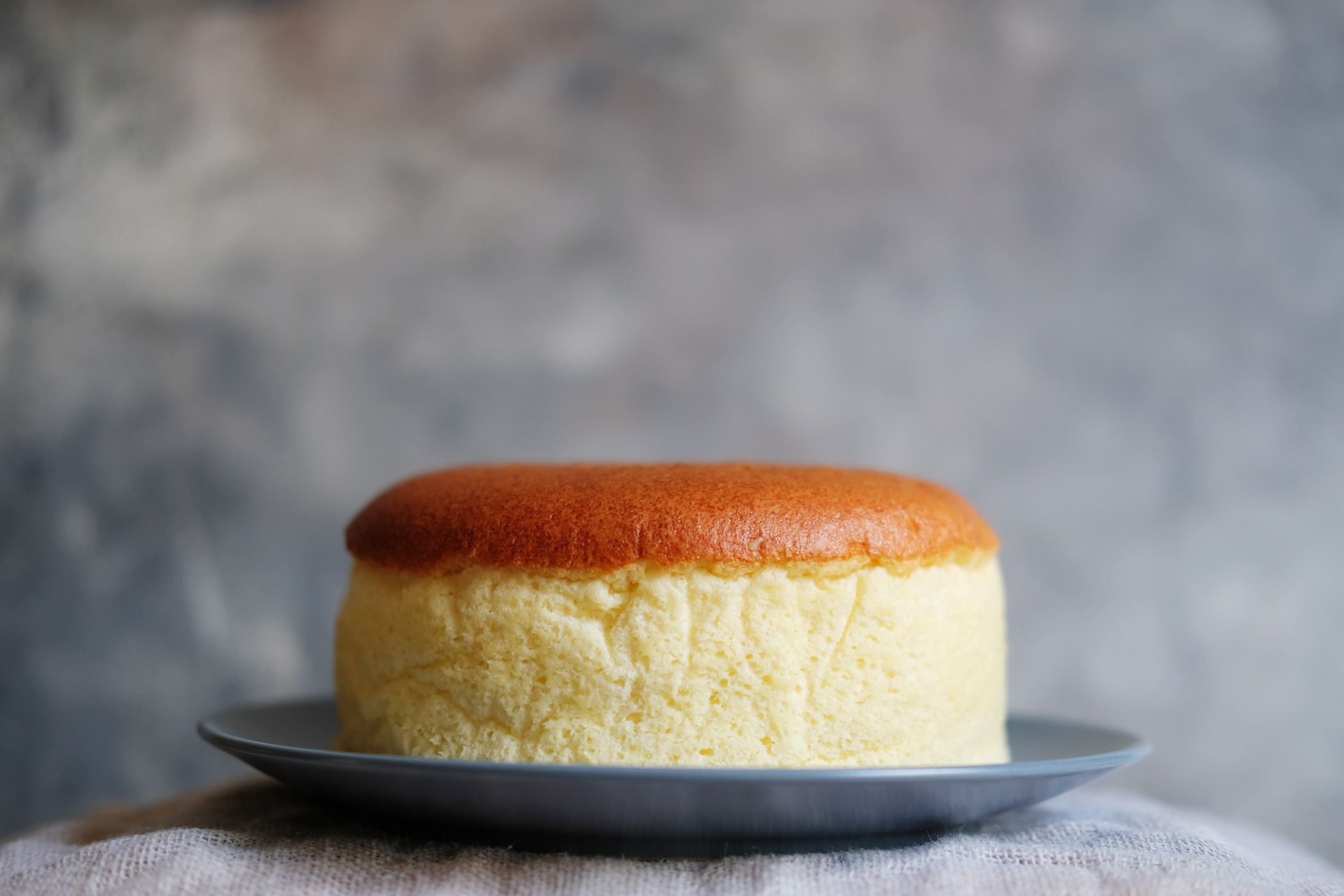 baked to perfection: thick and fluffy