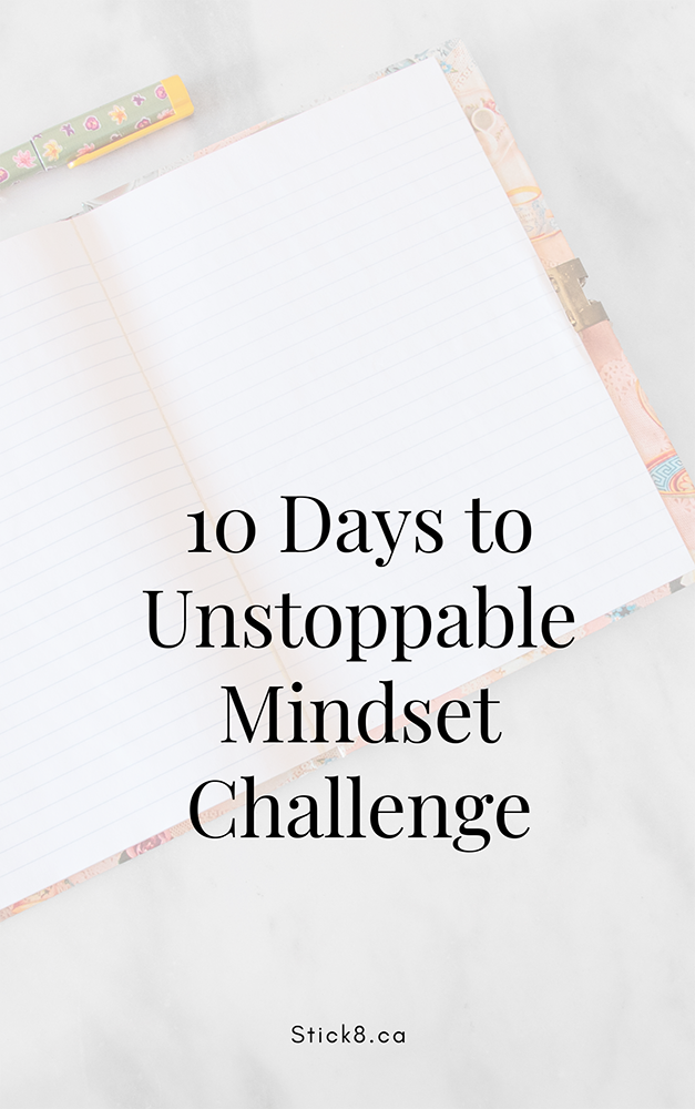 10 Days to Unstoppable Mindset Challenge.png