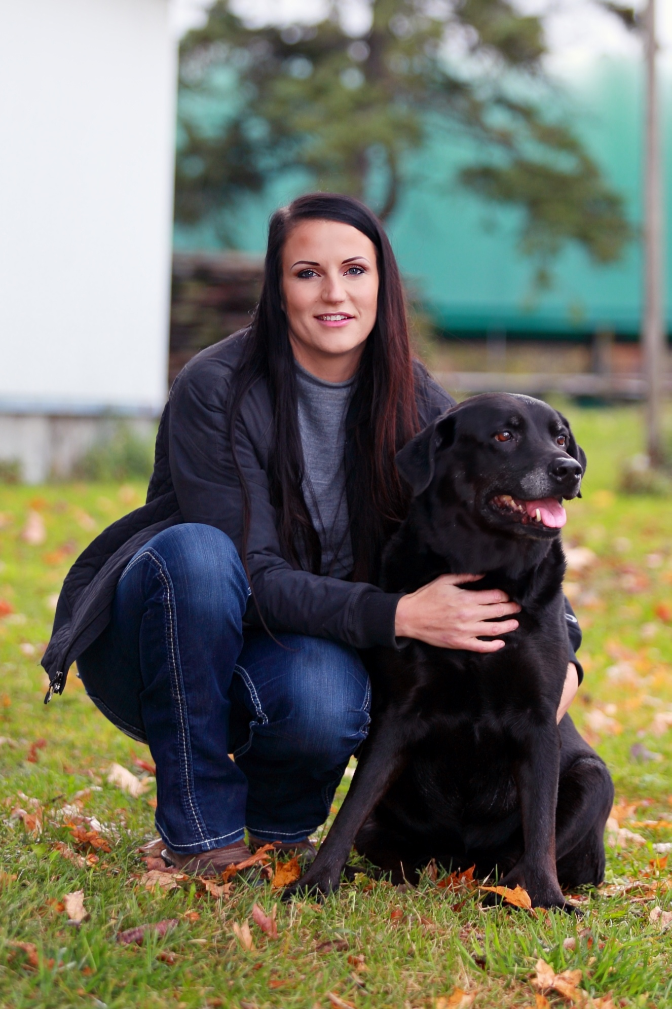 Lisa Vettoretti  RVT  (Registered Veterinary Technician),  CEMT  (Certificate Equine Massage),  CCMT  (Certificate Canine Massage) &  CMFT  (Certificate Myo-Manipulative Functional Therapy)