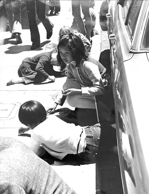 NB Festival History - Children Drawing with Chalk 11.JPG