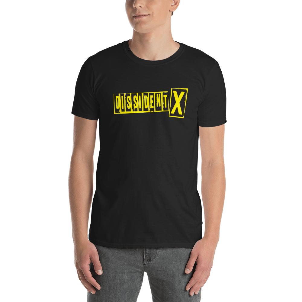 Official DISSIDENT X T-Shirt