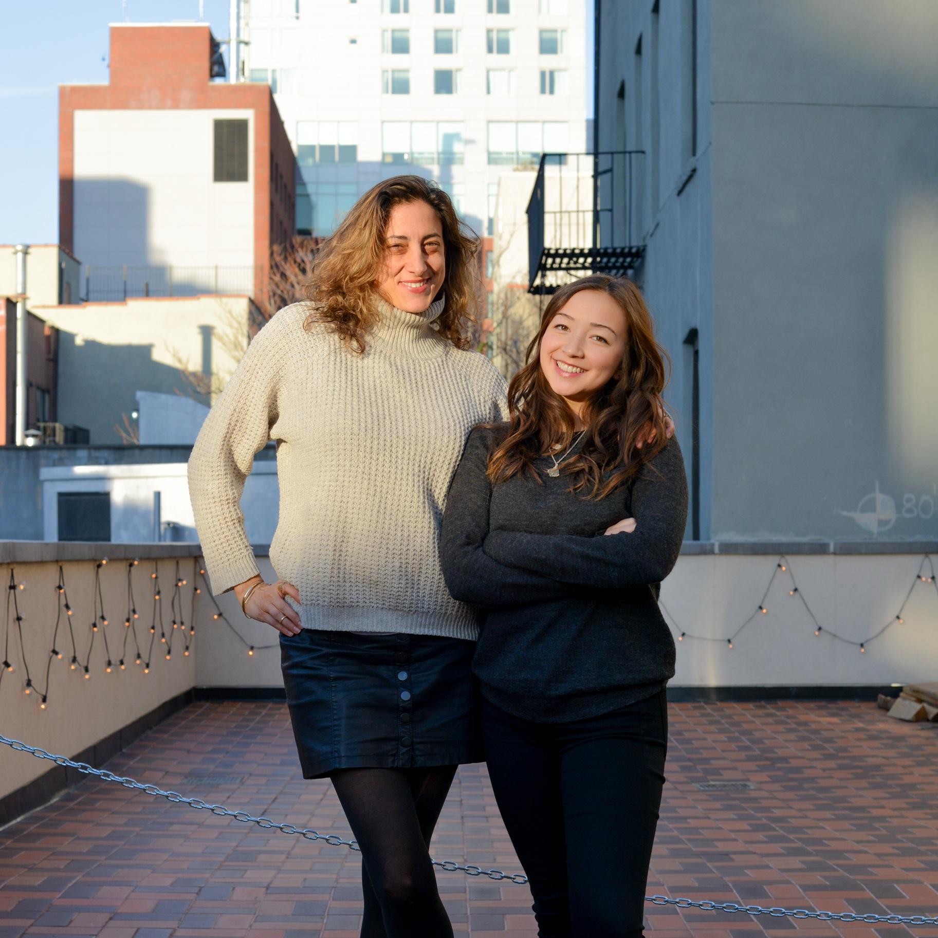 Hannah Phang and Rinat Sherzer