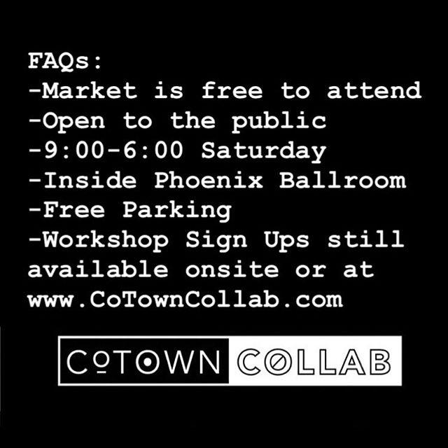FYI 🖤 • • • #cotowncollab #waco #thefutureislocal #bettertogether #wacotx #locallymade