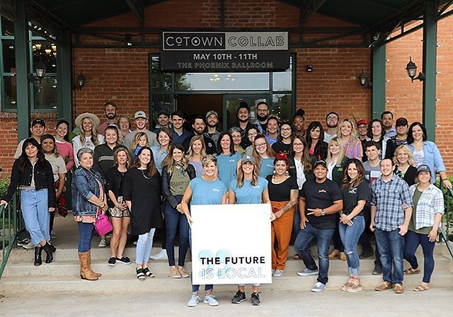 These. People. They stood with us, took a risk and put their faith in us and we are forever grateful for that. Without your support, CoTown Collab would have never happened. Waco, together we created a great energy & buzz in this city. We are better together. Until next year...✌🏻🖤⠀⠀ .⁣⠀⠀ .⁣⠀⠀ .⁣⠀⠀ #wacotown #wacoisawonderland #downtownwaco #shopwaco #wacotexas #shoplocal #buylocal #supportlocal #smallbusiness #communityovercompetition #local #vendorswanted #creatives #cotowncollab  #create #sidehustle #community #connect #dowhatyoulove #collaboration #waco #wacotexas  #texas #wacotx #events #workshop #buzz #energy #bettertogether #thefutureislocal