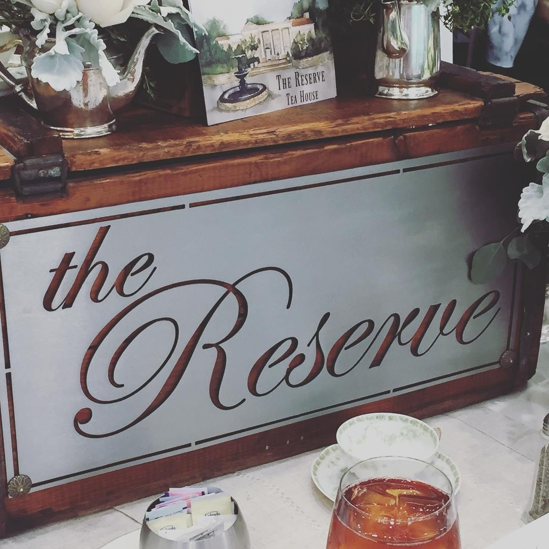The Reserve Tea House