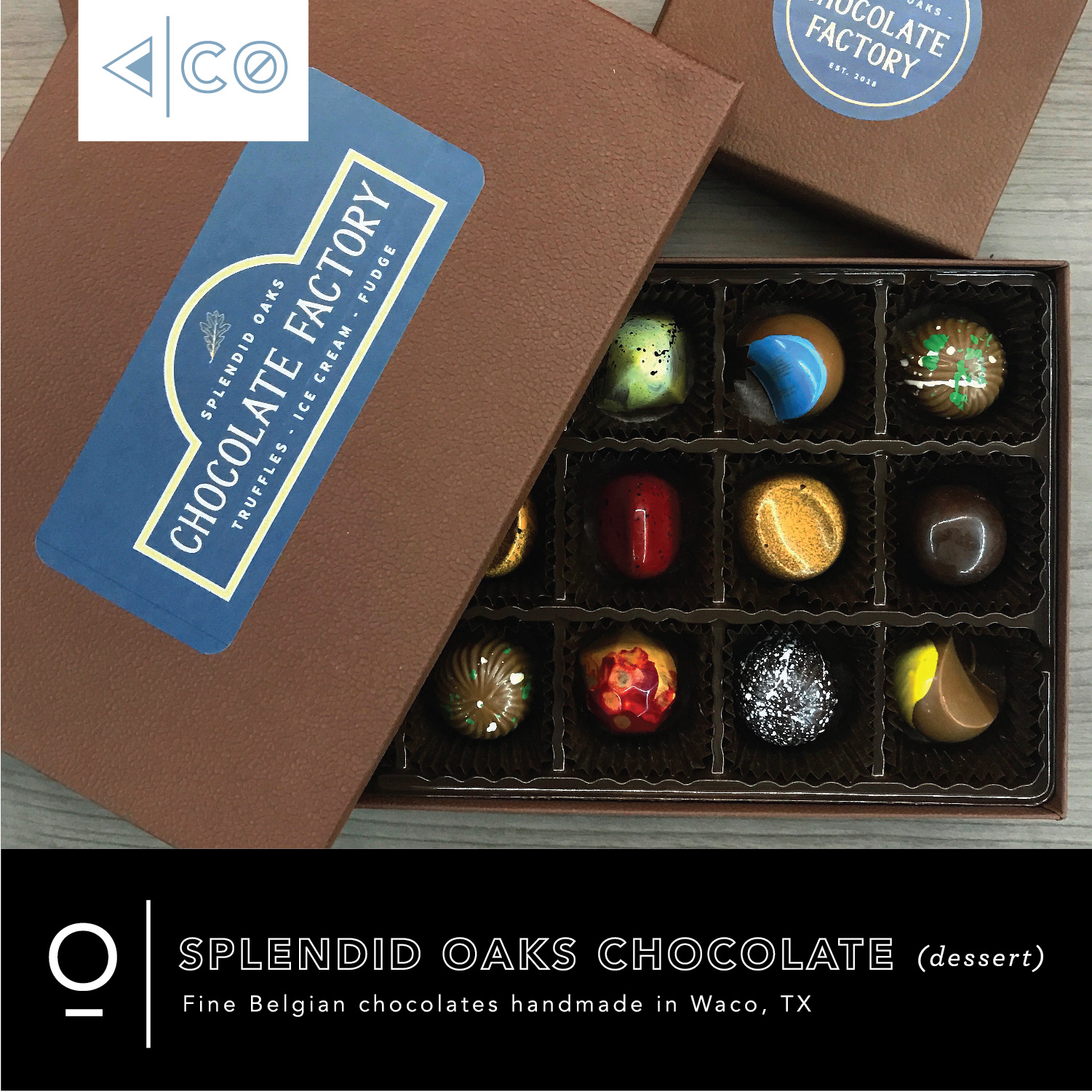 Splendid Oaks Chocolate Factory