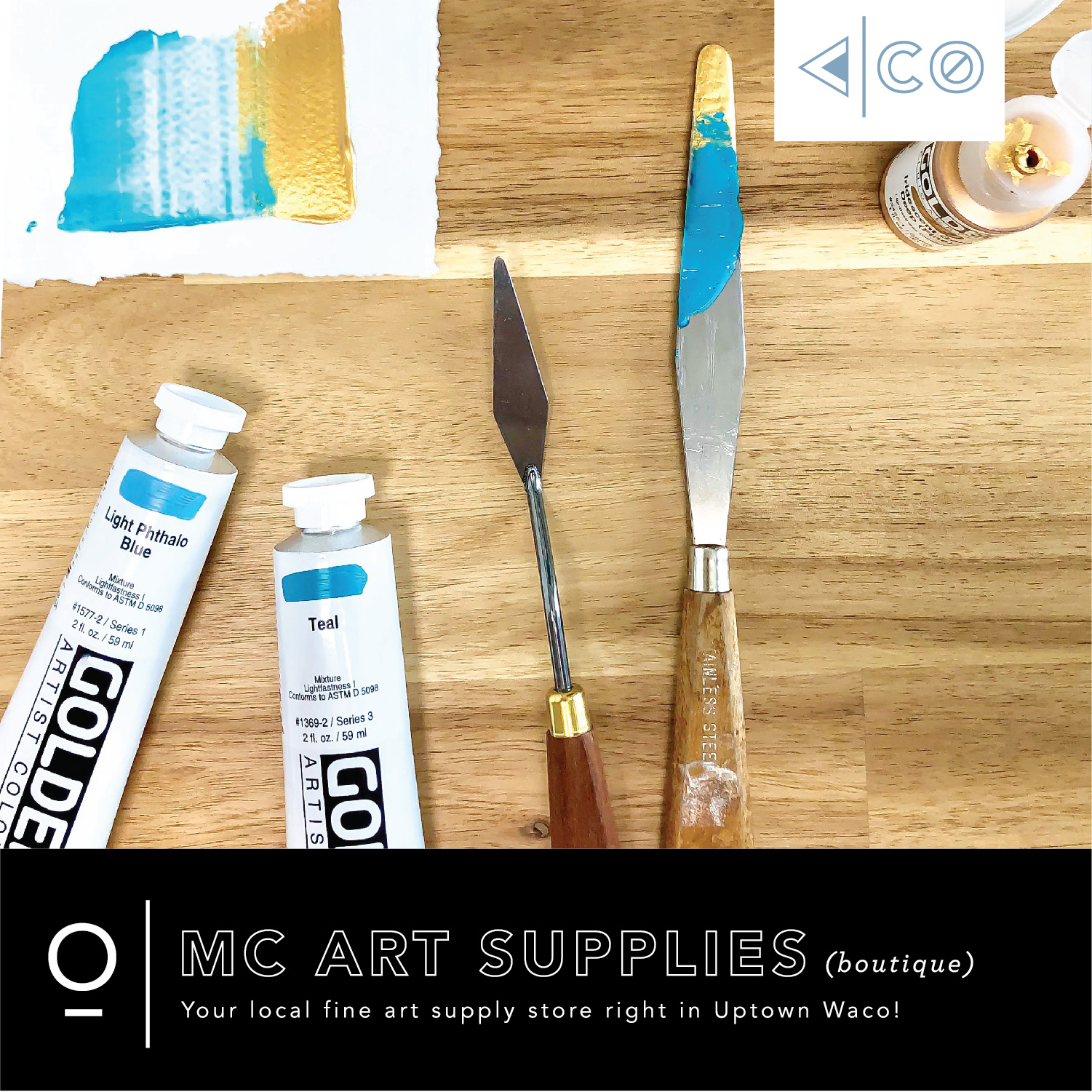 MC Art Supplies