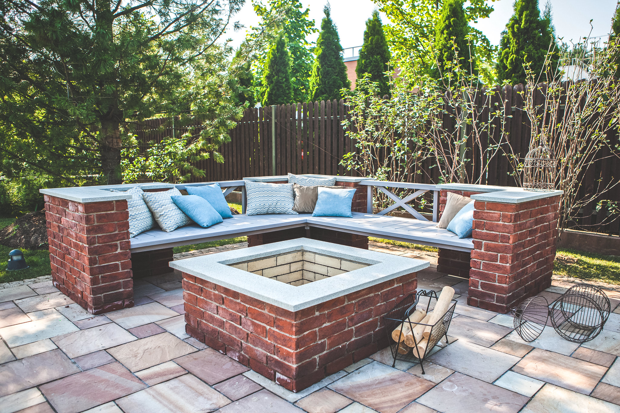 Projects Andy Brick Pavers