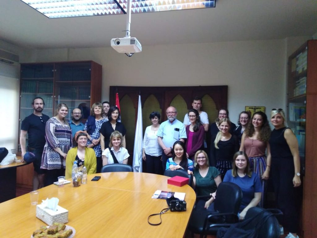 190613-A German Delegation of Students and Professors visited MECC Headquarters.jpg