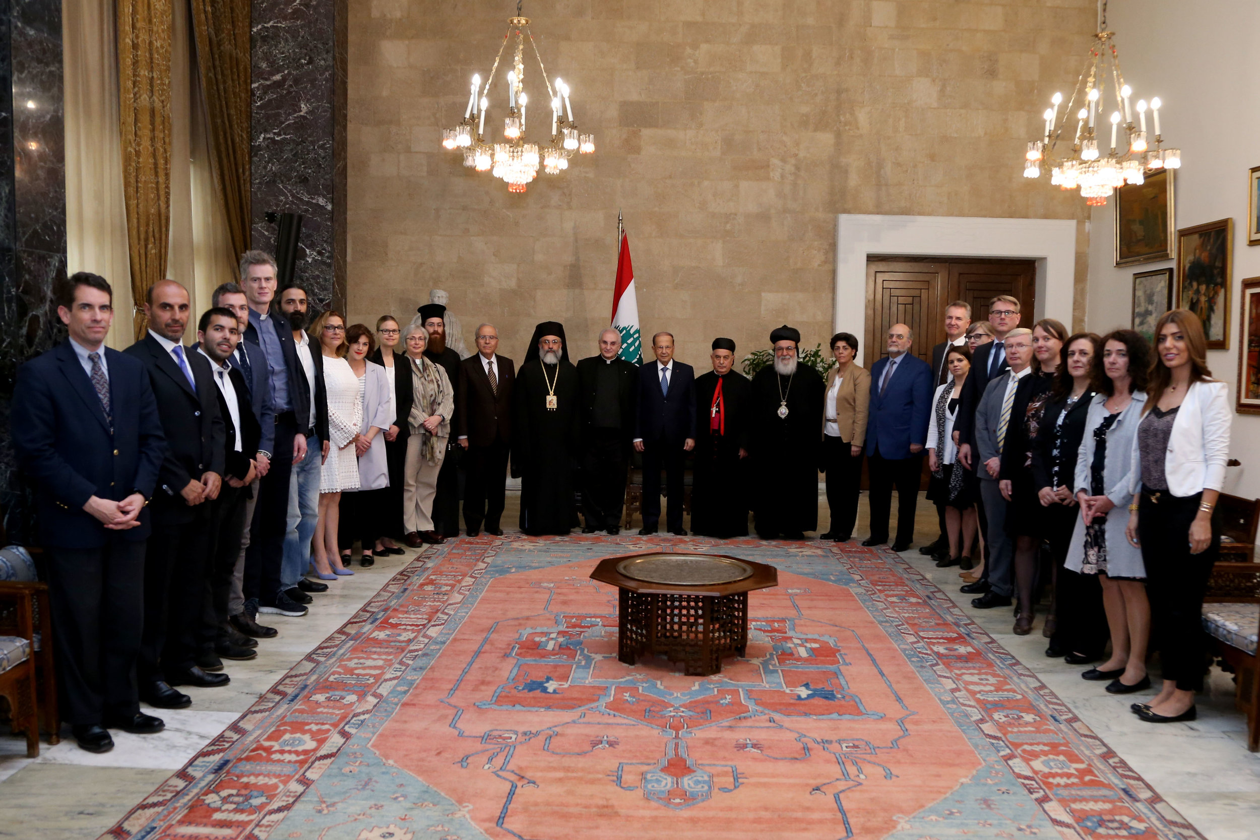 MECC-President Aoun 2018.jpg