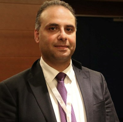 Christian: Ziad El Sayegh, Middle East Council of Churches