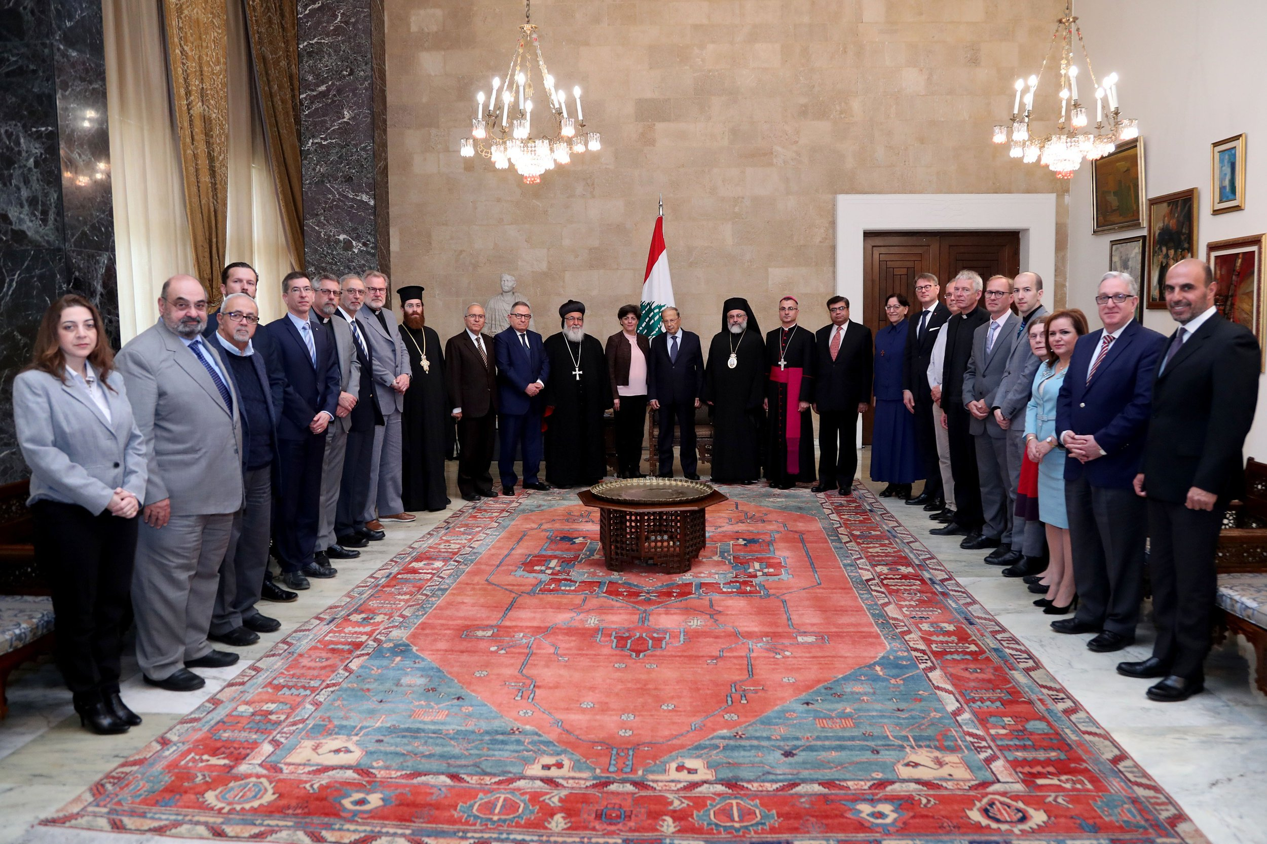 MECC Partners Meeting President Aoun.jpg