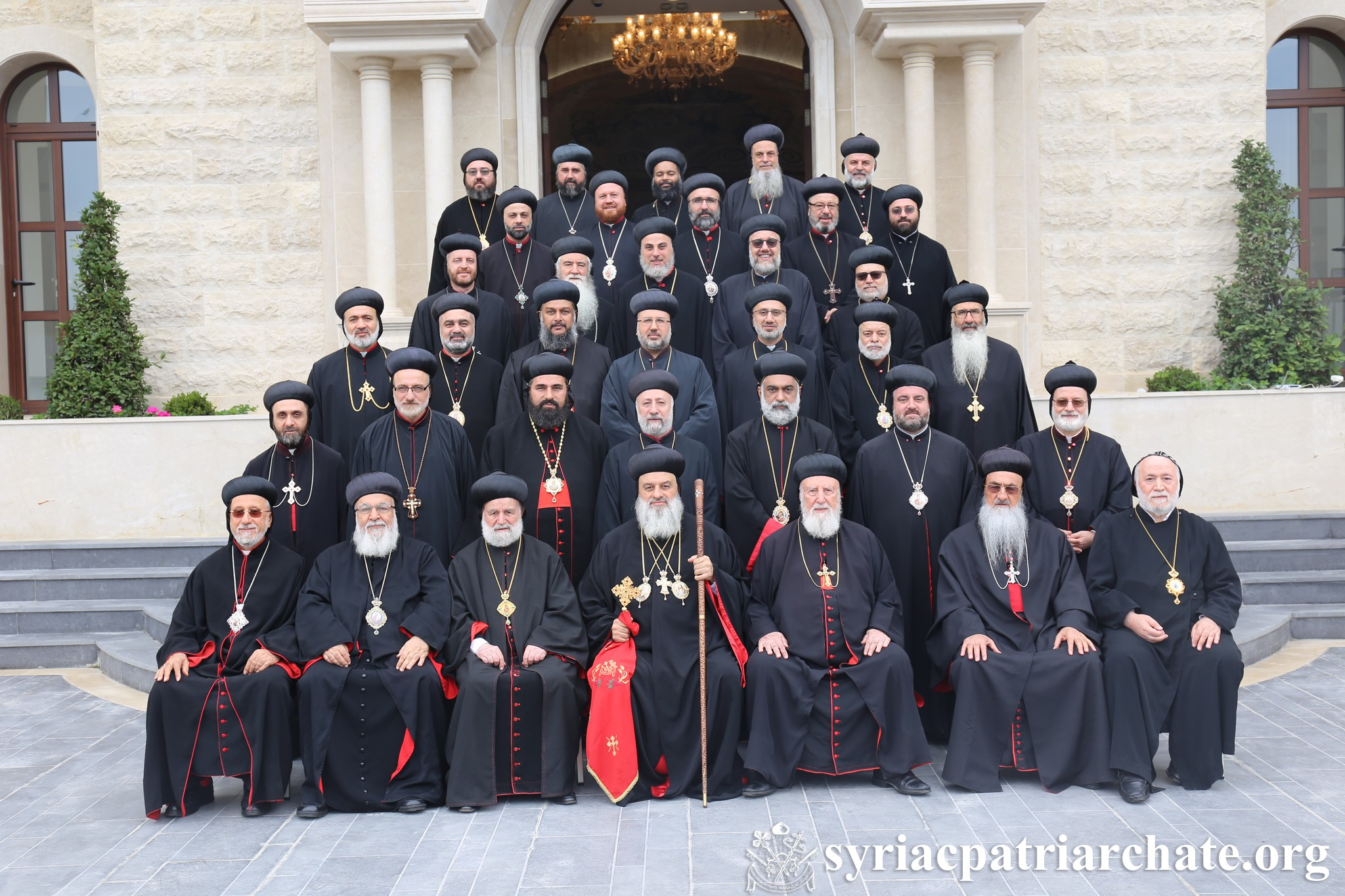 Inauguration of the Holy Synod – Atchaneh, 2018.jpg