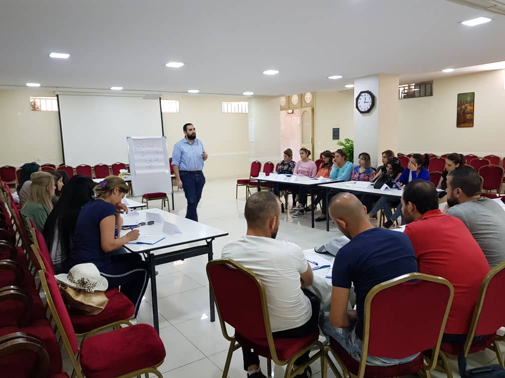 Vocational training courses for 50 participants in Tartous - 3.jpg