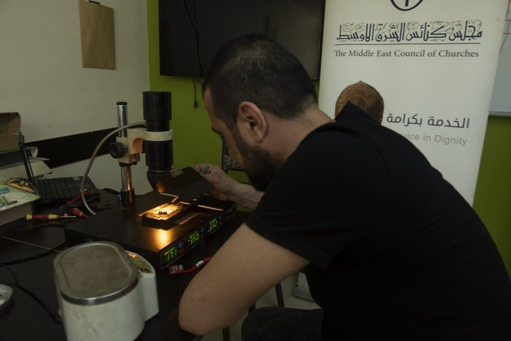 Vocational training courses for 50 participants in Tartous - 1.jpg