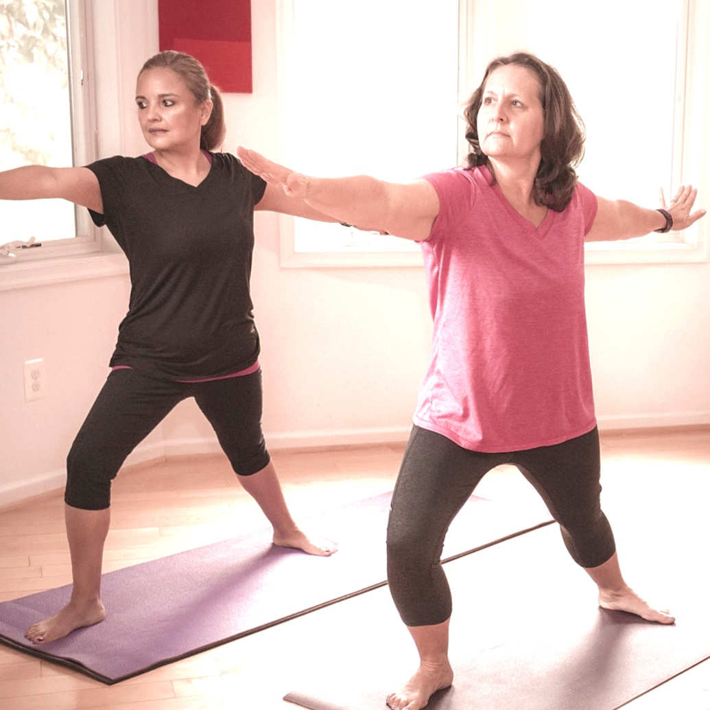Holy Yoga - Yoga as exercise combines breath and movement. Holy Yoga brings the added dimension of meditation and reminds us that the Holy Spirit is as close to us as our breath. In class, we meditate on scripture and learn to be still and listen to God.