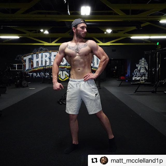 #Repost @matt_mcclelland1p with @get_repost ・・・ HUGE SHOUTOUT TO @matt_mcclelland1p GETTING READY FOR HIS FIRST SHOW💯💪🏼 . . Some will think of what I do as a chore. But I've spent a lot of time thinking about it and I LOVE what I do and am thoroughly grateful to be able to do it. . Yes it can suck at times and is draining but to me, it is 100% worth it to see how far I can push myself. . I'm no where even close to my end goal, but I think as of right now, me and @johnnyc_ifbbpro are on to something👌🏻 . . @1stphorm  @thresholdtf_riverside  @purenutritionriverside . . #1stphorm #iam1stphorm #legionofboom #wedothework